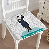 Best Bed  A Bag Sets   Students - Mikihome Chair Pad Soft Seat Cushion Collage Student Review