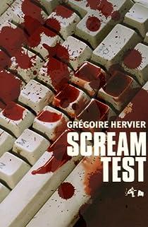 Scream Test par Hervier
