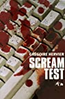 Scream Test par Hervier