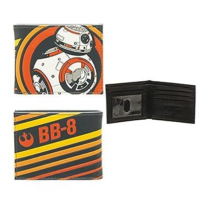 Star Wars - BB-8 Bi-Fold Wallet 4 x 4in