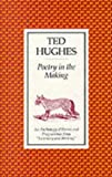 Poetry in the Making, Ted Hughes, 0571090761