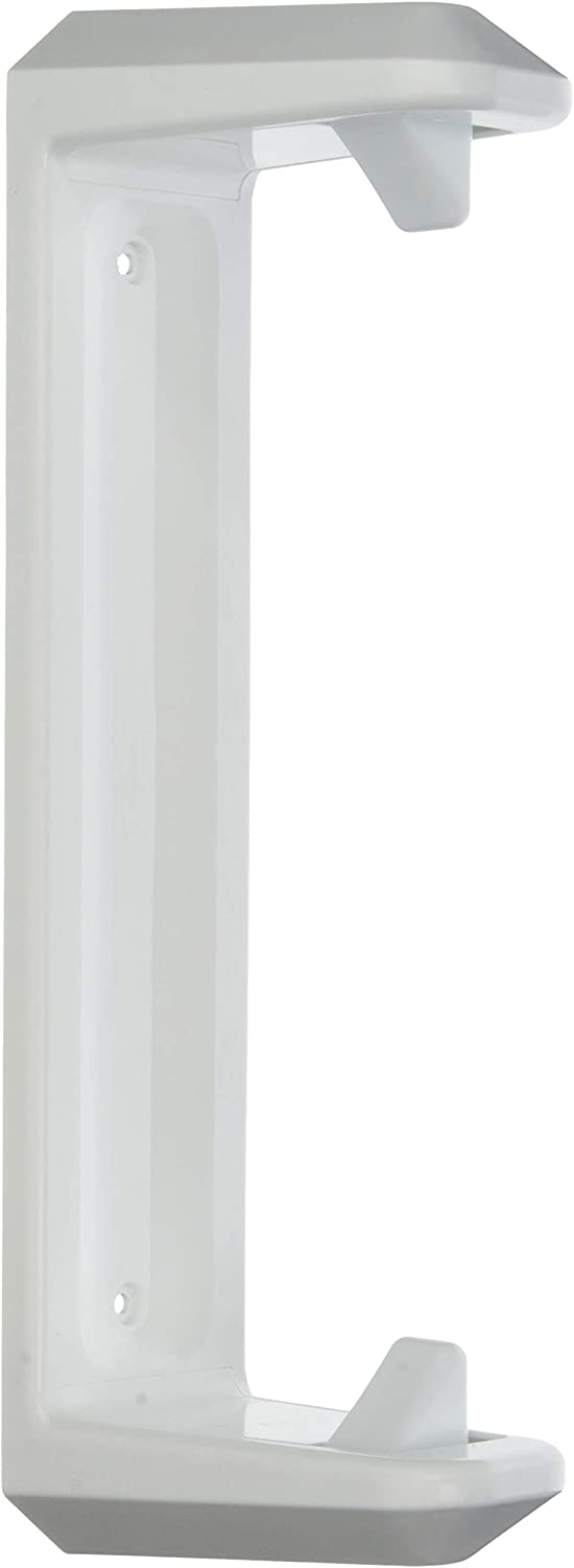 FG2364RDWHT White Easy Change Rubbermaid - Cabinet Door Mounted Easy-Change Paper Towel Holder
