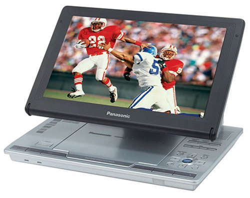 Panasonic DVD LS90 9 Inch Portable Player