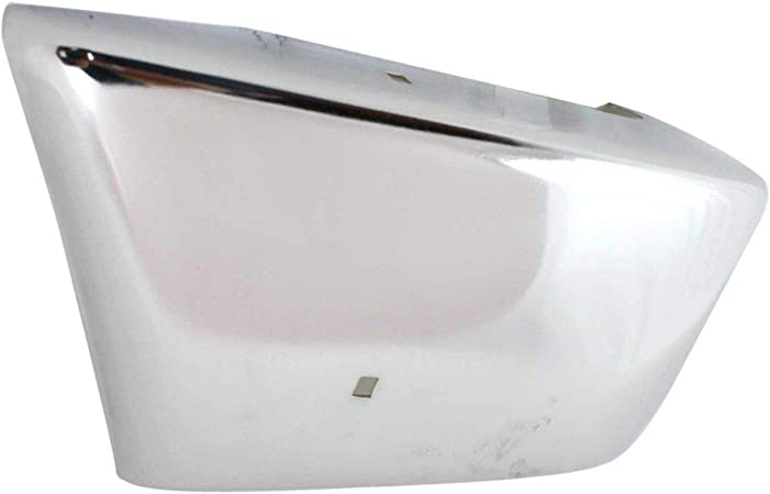 87-92 Ram 50 Pickup Front Bumper Face Bar Extension End Passenger Side MI1005105
