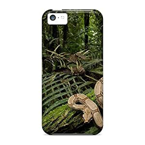New Cute Funny Snake Case Cover/ Iphone 5c Case Cover