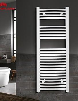 1200 x 450 baño calefactor de pared, agua radiadores calefacción,