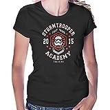 Star Wars Stormtrooper First Order Academy T-Shirt - LeRage Shirts WOMEN'S
