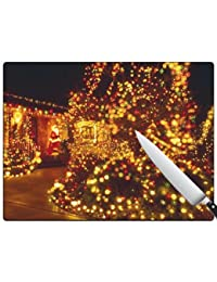 Get A Very Merry Christmas v99 Standard Cutting Board dispense