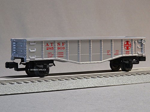 Lionel Junction Santa FE Gondola 6-83266 O Gauge