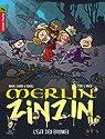 Merlin Zinzin, Tome 8 : L'elfes des brumes par Cantin