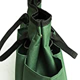 Mydays Canvas Garden Tool Tote Bag, Heavy-Duty