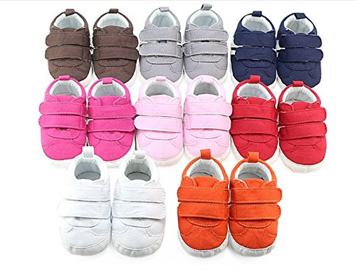 OHmais Kinder Baby Jungen Baby Mädchen Baby Kleinkind Schuh Orange