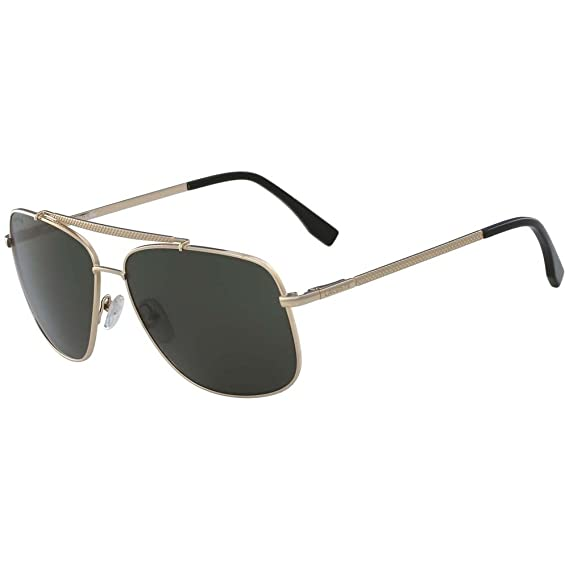 4a8e2707d9a Image Unavailable. Image not available for. Colour  LACOSTE Men s L188S 714  59 Sunglasses ...