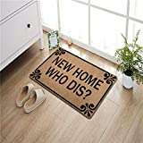 Welcome Door Mats for Home Decor (18 x 30 inch) New