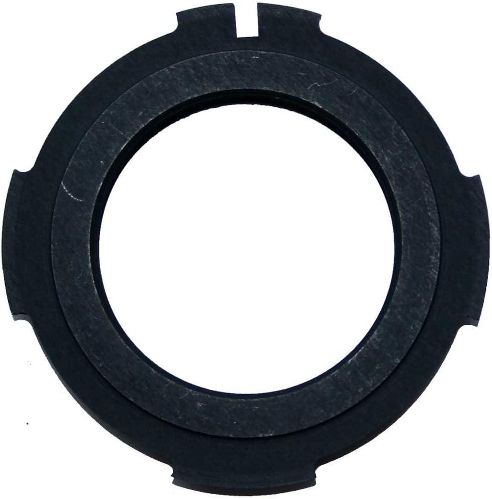 Black T2 Female Thread to Arri PL Camera Mount Adapter