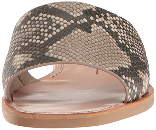 Women's Sandal Vita Leather Cato Dolce Embossed Slide Snake Print ZwpSOP1xq5