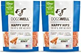 happy hips chicken strips - DOGSWELL HAPPY HIPS CHICKEN BREAST JERKY TREATS 24 OUNCE NATURAL HEALTHY MADE IN USA (2 BAGS)