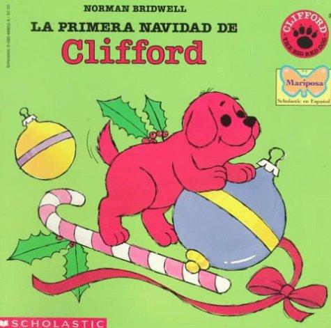 Books : La primera Navidad de Clifford