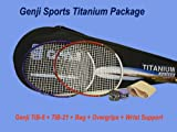 Genji Titanium Rackets Set For Sale