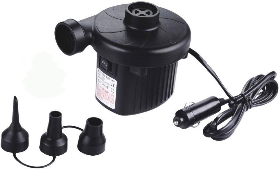Cama y Cojines inflables para Coche con inflador el/éctrico Kit de colch/ón Tempo di CARTRAVELBED-N