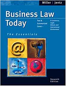 essentials of business law 7th edition pdf