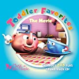 Toddler Favorites: The Movie [CD/DVD Combo]