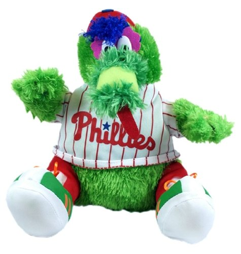 (Philadelphia Phillies Loud Mouth Mascot)