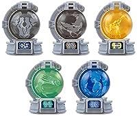 Gashapon Uchu Sentai Kyuranger Kyutama 03 Set