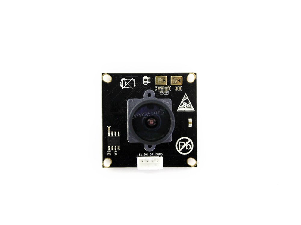 CoolWind IMX179 8MP USB Camera (A) HD Embedded Mic Ultra High Definition 3288x2512 Driver-Free Supported OS: Windows Linux