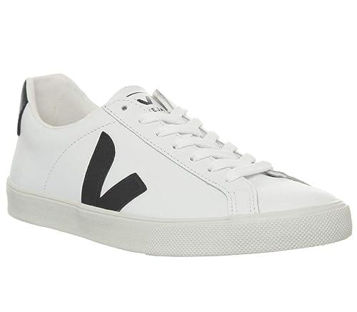hot sale online d1989 224c0 Veja - EOM020005 - Sneaker da Uomo Modello Esplar Low Logo ...