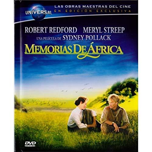 Memorias de África Libro Las Obras Maestras del Cine DVD: Amazon.es: Robert Redford, Meryl Streep, Sydney Pollack, Robert Redford, Meryl Streep, Sidney Pollack: Cine y Series TV