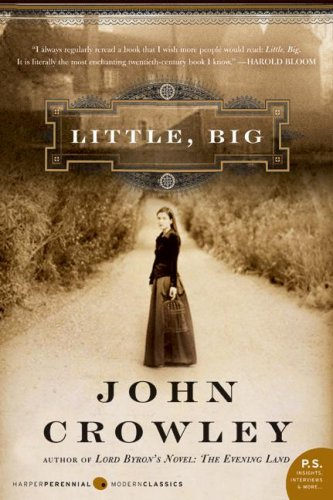 Book cover for Little, Big
