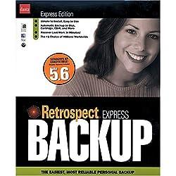 Retrospect Express 5.6