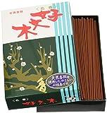 Japanese Incense – Baieido Kobunboku Regular – Box of 250 Sticks