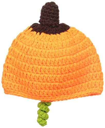 Boye Pumpkin Crocheted Hats for Babies