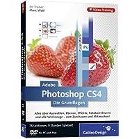 Adobe Photoshop CS4 - Die Grundlagen. Das Video-Training auf DVD