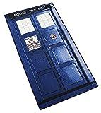 Doctor Who XL Rectangle Tardis Rug (6ft)