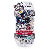 Tech Deck - Fingerboards 4-Pack Series 3 - Plan B Skateboards
