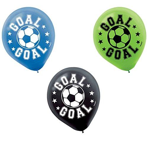 Soccer Latex Balloons - 2