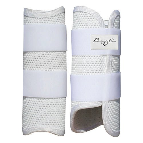 White Large White Large Professional's Choice Pro Performance Cross Country G1 Front Boot