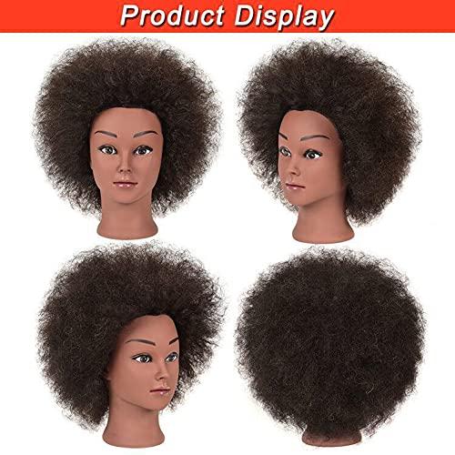 Afro kinky bulk human hair wholesale _image4