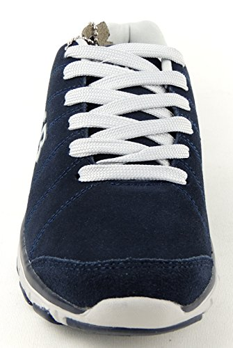 Brütting Men's Trainers blue navy/grey tkrQtWfHWx