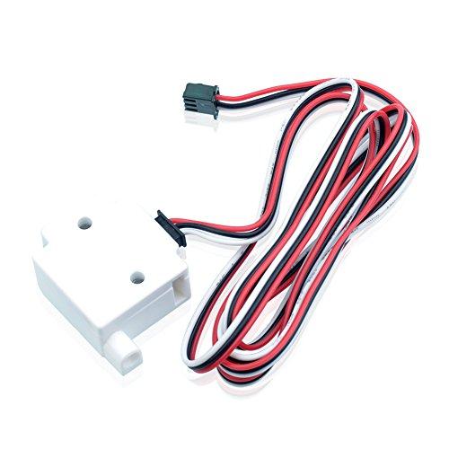 (SIENOC 1.75mm 3D Filament Detection Module Filament Run-Out Pause Detecting Monitor Sensor for 3D Printer Lerdge Board)