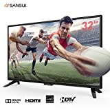 SANSUI 32-Inch LED TV, 720P 60Hz Slim Flat - Best Reviews Guide