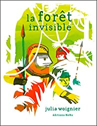 Book's Cover ofLa forêt invisible