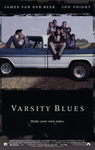 Varsity Blues 11 x 17 Movie Poster - Style A