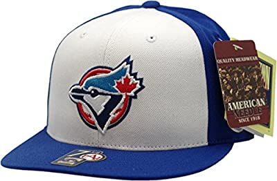 Toronto Blue Jays 1977 Fitted Hat Cooperstown Collection 11170