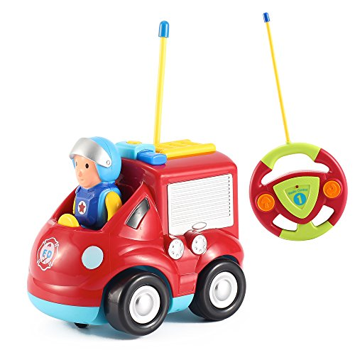 Cartoon Fire Truck Toys Toddlers