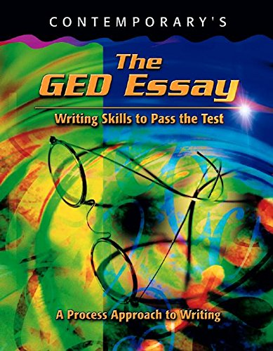The GED Essay: Writing Skills to Pass the Test (GED Calculators)