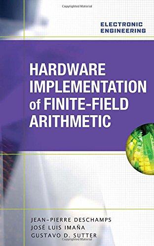 Hardware Implementation of Finite-Field Arithmetic (Electronic Engineering)